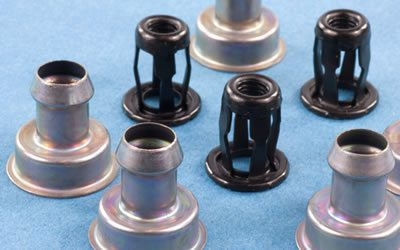 Zinc nickel plating services | EC Williams | Plating services