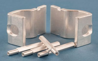 Industrial Silver Electroplating example from EC Williams