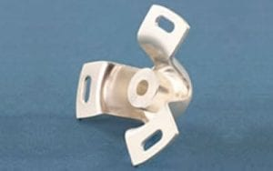 silver plating electrical components